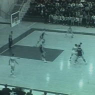 1963 Mississippi State University basketball game footage