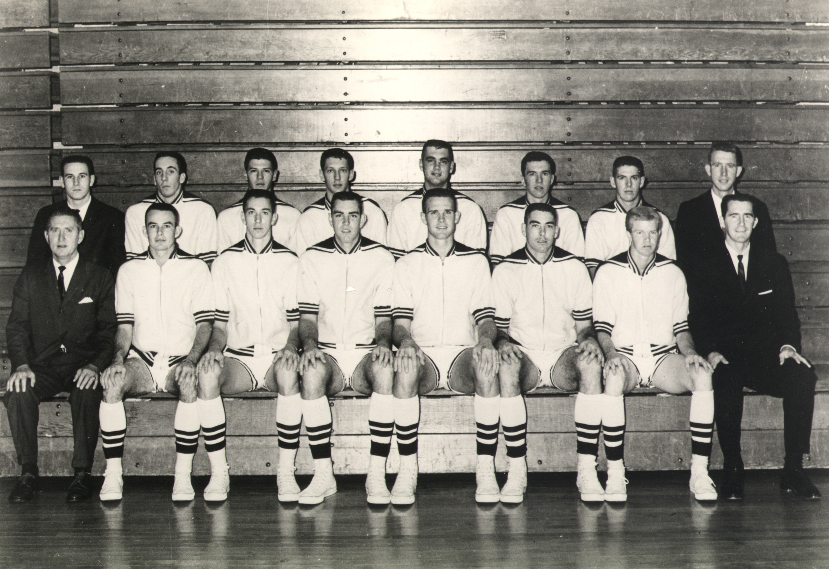 Mississippi State 1963 Basketball Team